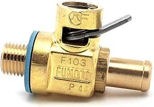 FUMOTO F103N Valve W/Nipple M12-1.25
