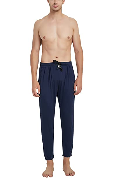 Dolamen Hombre Pantalones de Pijama Modal Algodón, 2018 ...