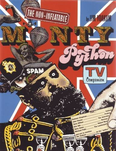 Non Inflatable Monty Python TV Companion