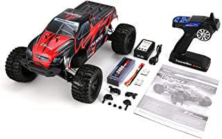 Sunnyday ZD Racing 9106-S 1/10 4WD Brushless 70KM / h Voiture de Course RC Bigfoot Buggy Truck