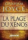 La plage du Xénos par Joyce