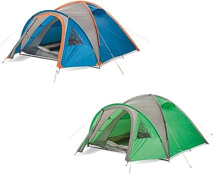 Adventuridge Kuppelzelt 4 Personen Familienzelt Campingzelt