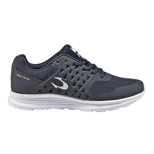 John Smith Zapatillas RETER Hombre Azul Marino nº 39: Amazon.es: Zapatos y complementos