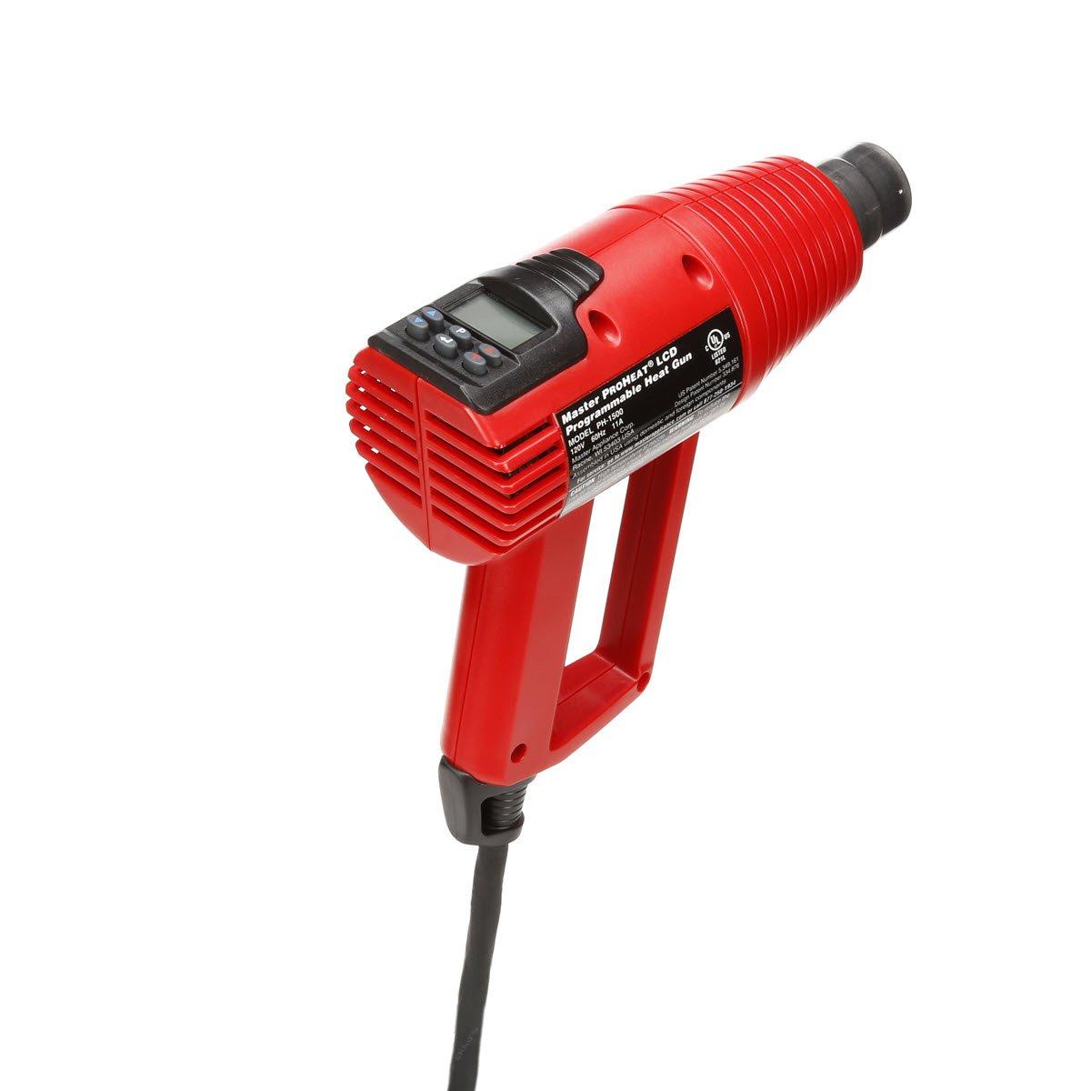 4 to 16 cfm Heat Gun Master Appliance 130 to 1000F PH-1400 11A