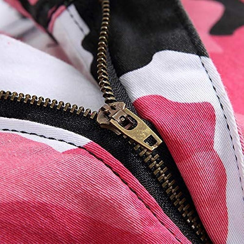 Hddyj Männer zerrissene Jeans Straight Pants Camouflage Denim Hose männlich Slim Plus Size: Odzież
