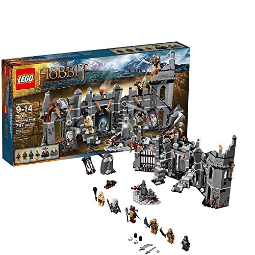 LEGO The Hobbit: an Unexpected Journey 79014: Dol Guldur Battle (Staff Of Radagast)