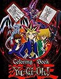 Yu-Gi-Oh! Coloring Book