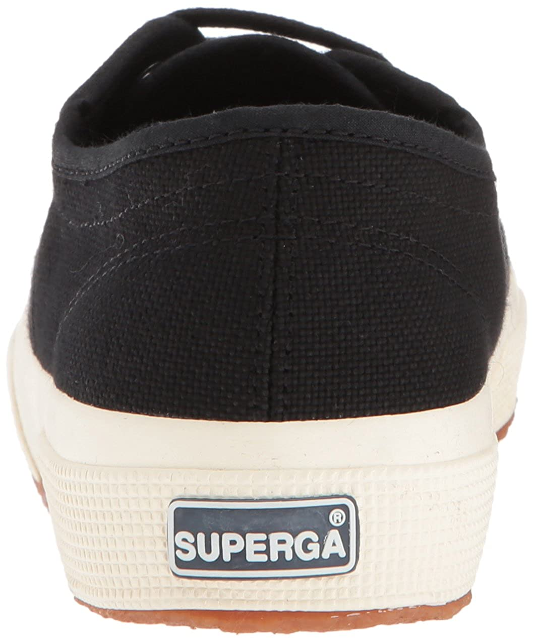 Superga Unisex Erwachsene Schwarz 2750 Cotu Classic Niedrig Top, Navy Schwarz Erwachsene (schwarz S) 2180fc