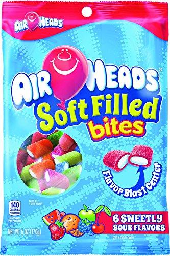 Bites, 6 oz (Airheads Green Apple)