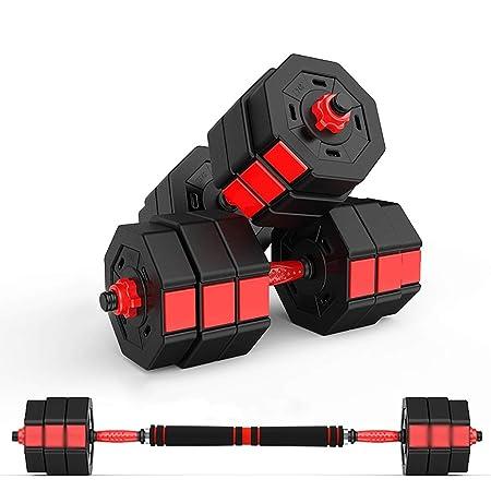 WSC Mancuernas, un par de Trajes de Peso Ajustable, músculos del ...