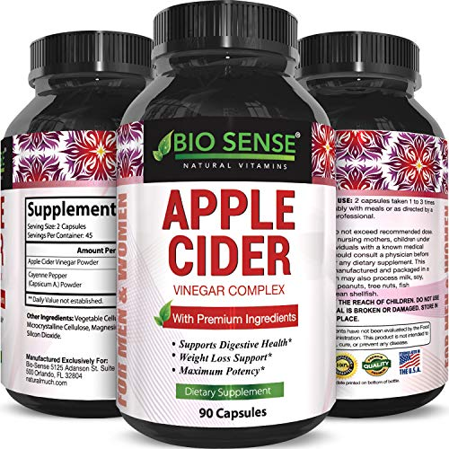 Supplement Metabolism Suppressant Bio Sense