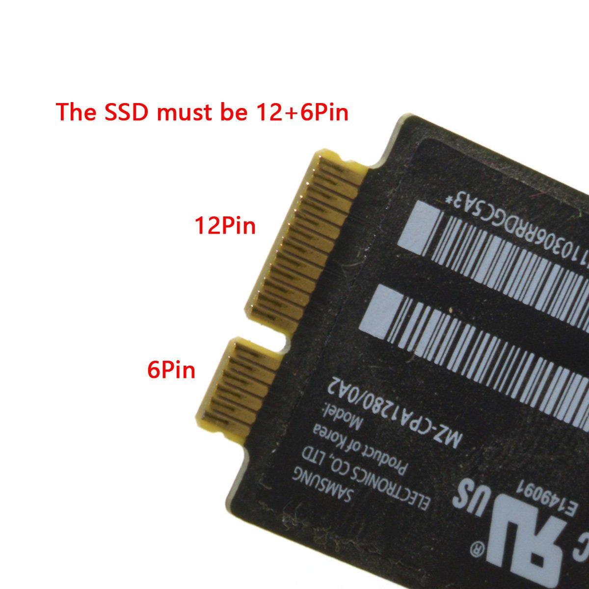 jser USB 3.0 A 12 + 6 Pines SSD HDD Unidad de Cartucho de Disco ...