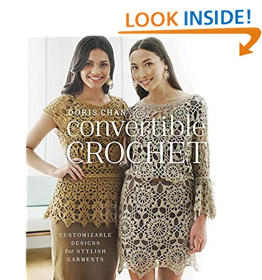 Crochet Dress Patterns Amazon