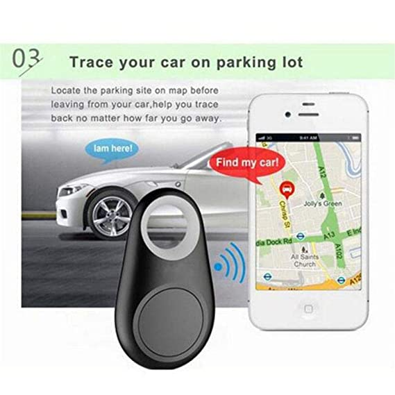 Locate My Car >> Amazon Com Car Mini Gps Tracking Finder Device Auto Car