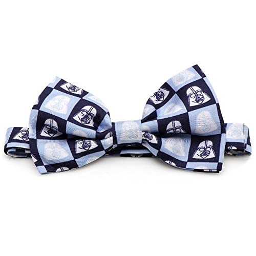 Star Wars Darth Vader Azul Marino Azulejos corbata a mariposa ...