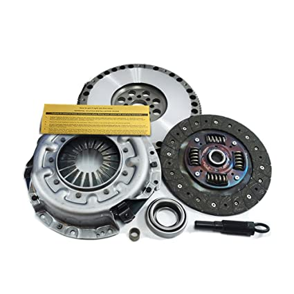 Amazon.com: EXEDY CLUTCH PRO-KIT+FORGED RACE FLYWHEEL fits 90-96 NISSAN 300ZX 3.0L NON-TURBO: Automotive