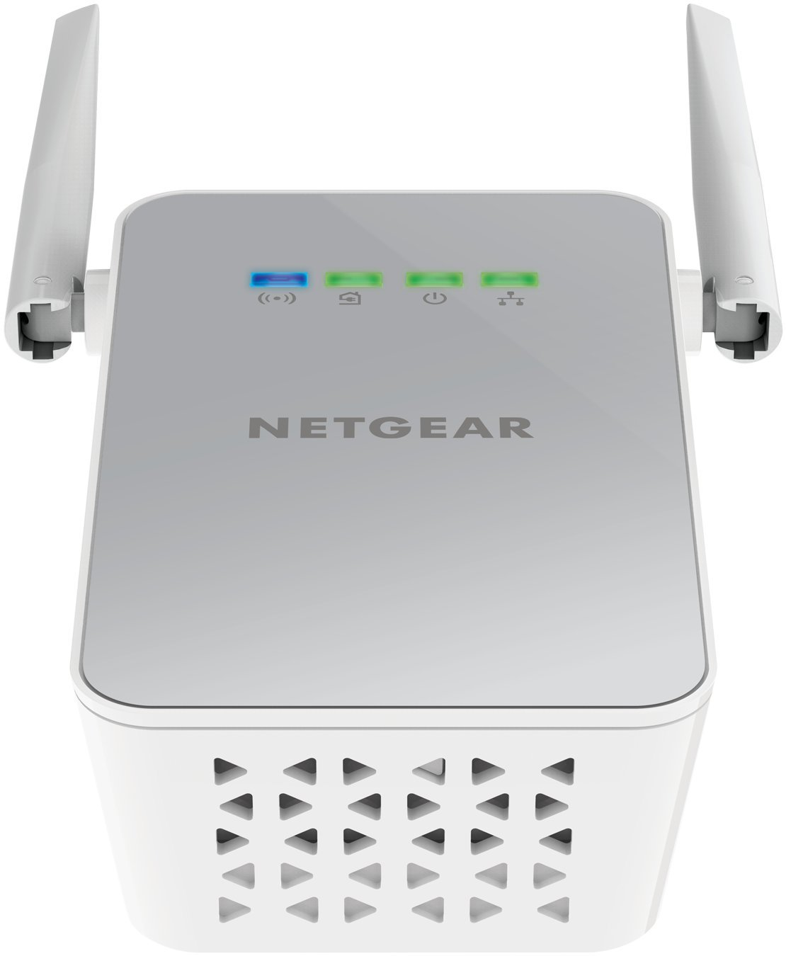 Netgear Powerline Wi Fi 1000 Extra Outlet White Diagram Besides Gear Router Setup On Hook Up Plpw1000 100nas Computers Accessories