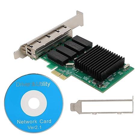 Denash Tarjeta Gigabit Ethernet, para Tarjeta de Interfaz de Red ...