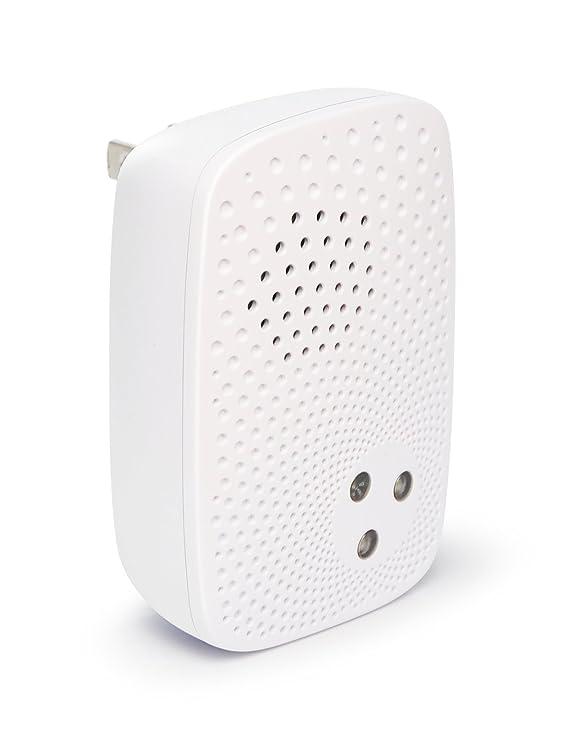 Amazon Com Aeotec Siren Gen5 Z Wave Plus 105db Siren With Strobe