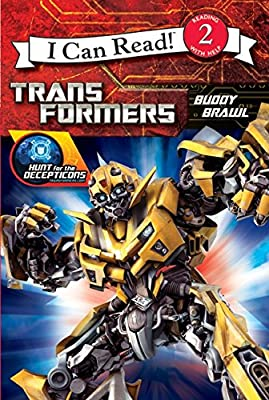 Transformers: Hunt for the Decepticons: Buddy Brawl (I Can Read Media Tie-Ins - Level 1-2)