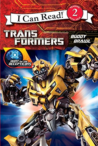 (Transformers: Hunt for the Decepticons: Buddy Brawl (I Can Read: Level 2))