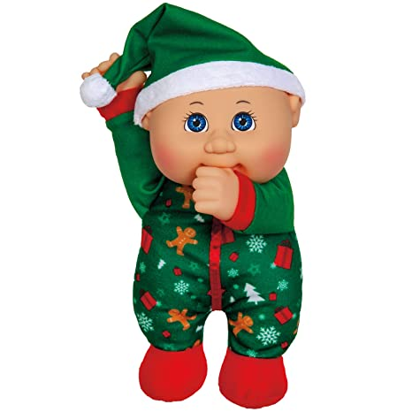 Cabbage Patch Cuties Twinkle Angel Doll Holiday Helper Collection
