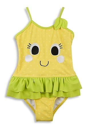 b7ad5fe24b Minikidz Infant Girls Child Swimwear Fruit Costume Bathing Novelty 2-6 Years  New: Amazon.co.uk: Clothing