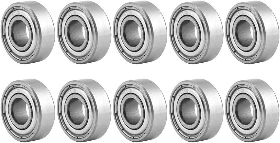 Bearing Miniature Ball Bearing Steel Bearing Skateboard Bearings Roller Skates Inline Skates for Longboard