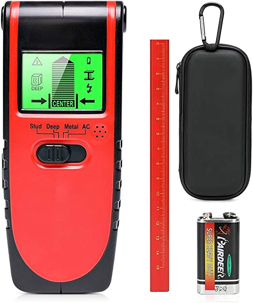 Amazon.com: Escáner de sensor de pared con detector de ...