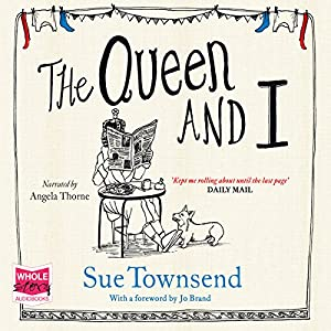 The Queen and I Audiobook