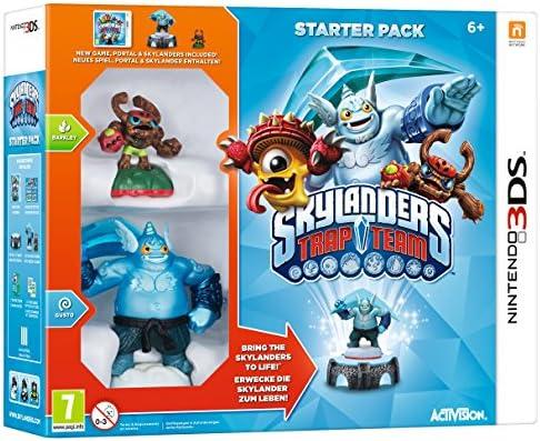 Skylanders Trap Team: Starter Pack [Importación Inglesa]: Amazon.es: Videojuegos