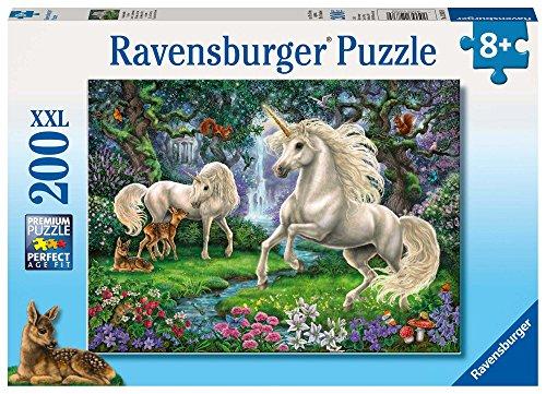 (Ravensburger Mysterious Unicorns Jigsaw Puzzle (200 Piece))