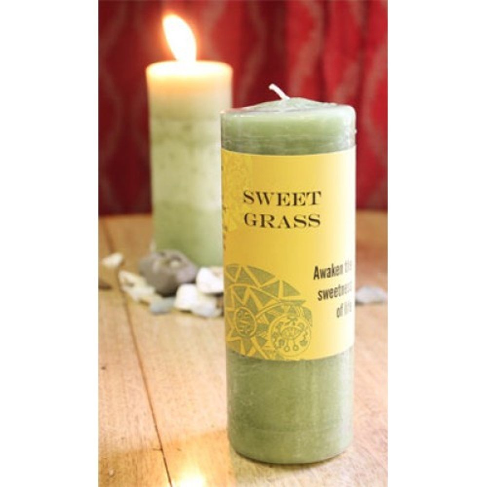 World Magic - Sweet Grass Candle Coventry Creations W-SG