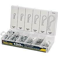 Tradespro 835808 Hitch Pin Assortment, 150-Piece