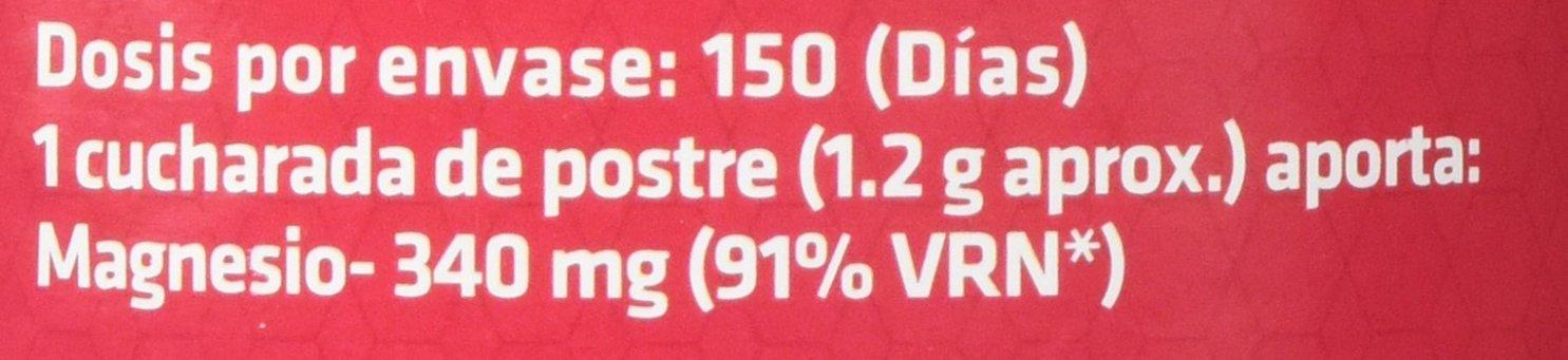 SOTYA - Carbonato de Magnesio, sabor fresa, bote 180 gr: Amazon.es: Salud y cuidado personal