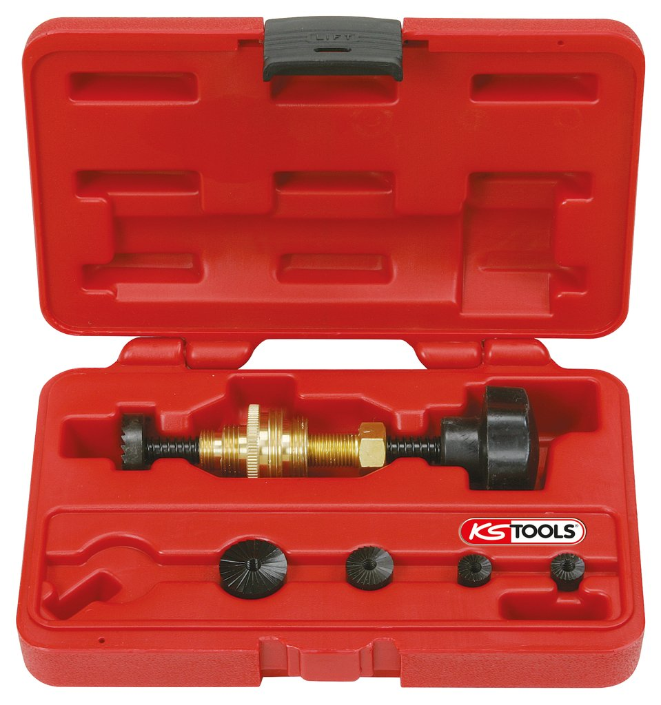 KS Tools 136.1105 Serie di frese p.sedi di rubinetti, 6pz.