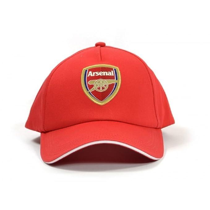 Puma Hombre Arsenal Gorra De Béisbol Rojo Talla única  Amazon.es  Ropa y  accesorios ff68f576cab