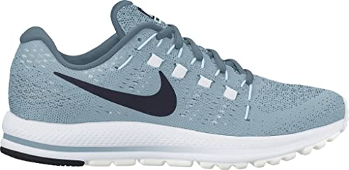 0dbfe81fc5eba Image Unavailable. Image not available for. Color  Nike Women s Air Zoom  Vomero 12 MICA Blue Obsidian-Smokey ...