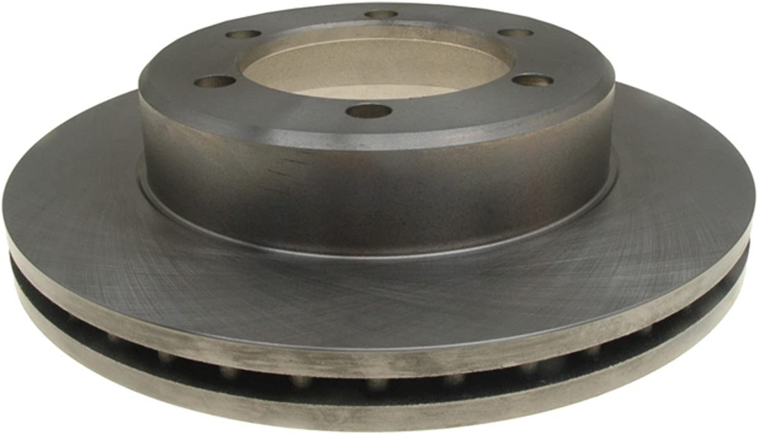 ACDelco 18A663A Advantage Non-Coated Front Disc Brake Rotor