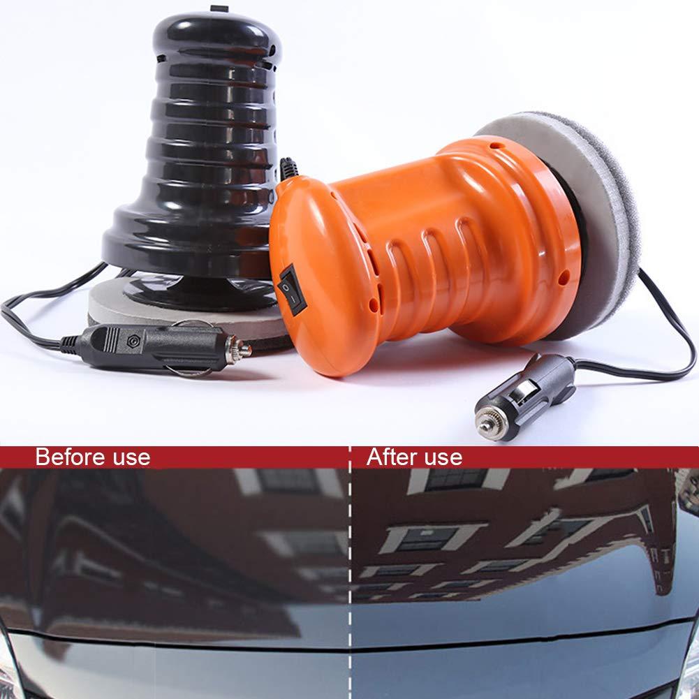 Finance Plan 12V Car Vehicle Electric Polishing Buffing Waxing Sealing Machine Polisher Black by Finance Plan (Image #2)