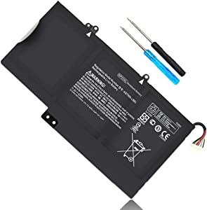 NP03XL 760944-421 Battery for HP Envy X360 15-U010DX 15-U011DX 15-U110DX 15-U111DX 15-U473CL 15-U483CL Pavilion X360 13-A010DX 13-A110DX 13-A113CL 13-A013CL 761230-005 HSTNN-LB6L TPN-Q146 11.4V 43Wh