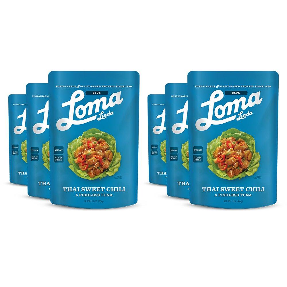 Loma Linda Blue - Vegan Complete Meal Solution - Heat & Eat Chik\'N ...