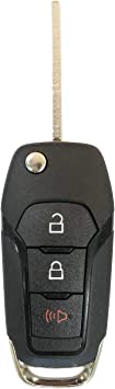 TG Auto Keyless Entry Remote Car Key Fob 315Mhz FCC:N5F-A08TAA for 2015-2019 Ford F-150 F-250 F-350