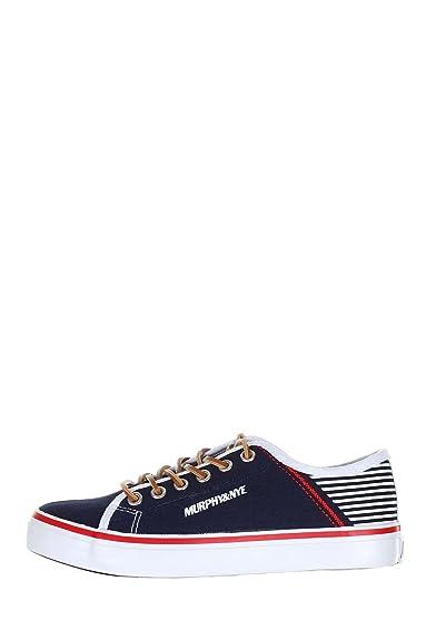 Murphy & Nye , Jungen Sneaker, blau - blau - Größe: 33