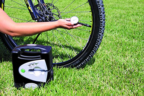 Slime 40033 Rechargeable 12V Tire Inflator