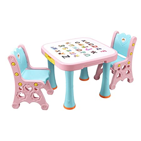 Children Tables Childrens Table And Chair Set Baby Study Table Kindergarten Table Chair Home Eating Game Table Desk