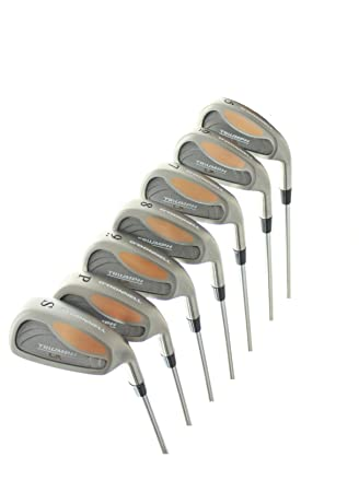 Amazon.com: orlimar Golf Men s Black Ice Set de Club de ...
