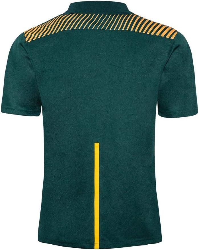Designs 2019//2020 Herren Rugby T-Shirt Trikot Tops