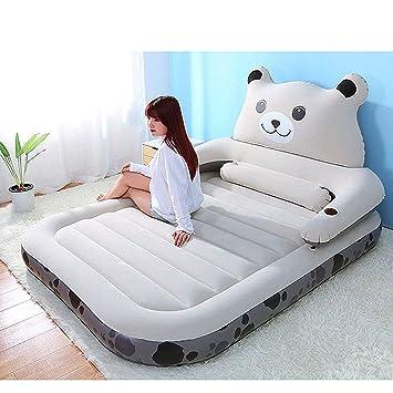 Cama inflable, cama de aire incluye bomba eléctrica ...
