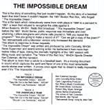 The Impossible Dream: The Story of the 1967 Boston Red Sox - Audio CD